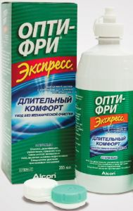 раствор Alcon Opti-Free Express (360ml)